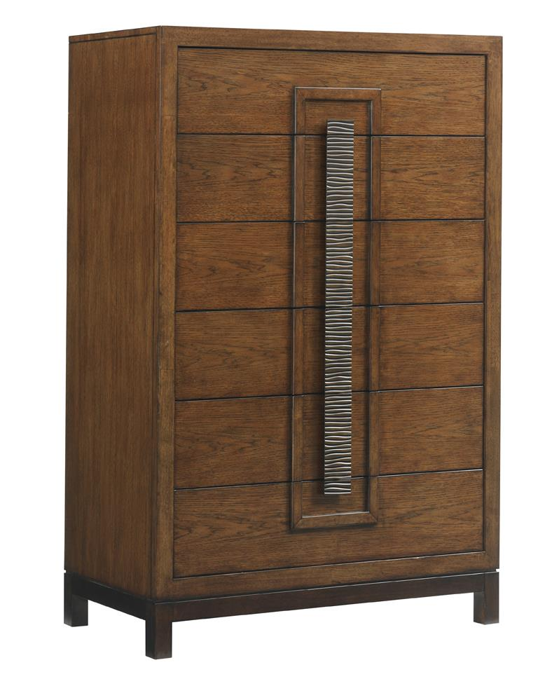 Island Fusion Java Drawer Chest by Tommy Bahama Home at Baer's Furniture