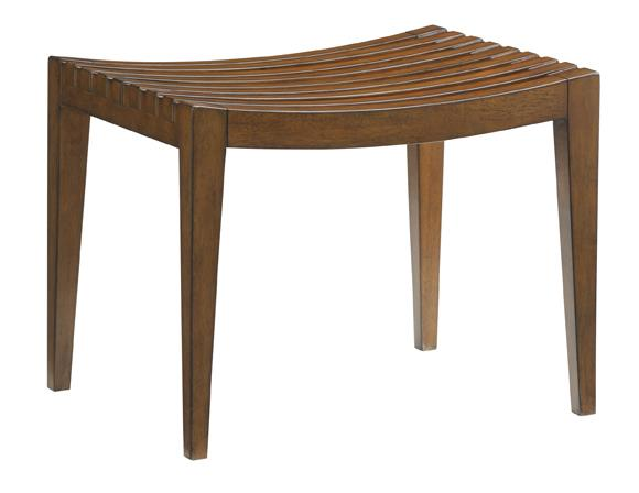Island Fusion Midori Bench by Tommy Bahama Home at Baer's Furniture