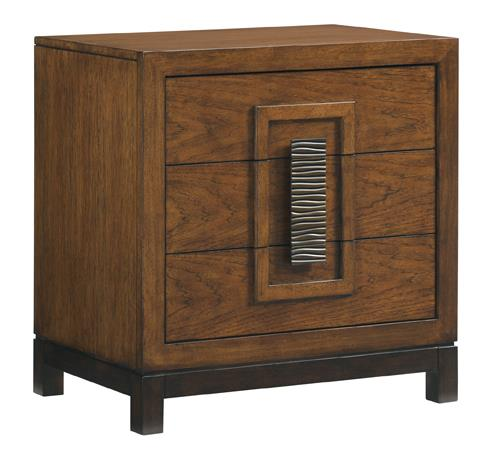 Island Fusion Isabela Nightstand by Tommy Bahama Home at Baer's Furniture
