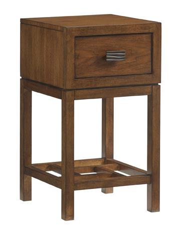 Island Fusion Hana Night Table by Tommy Bahama Home at Baer's Furniture