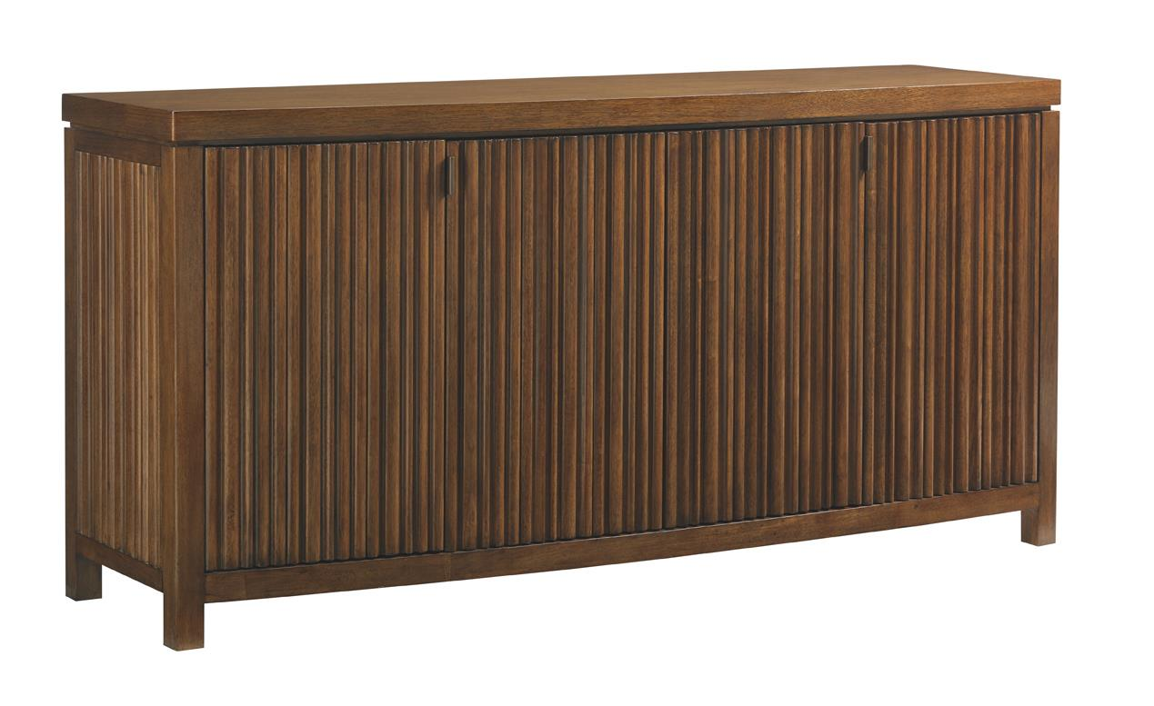 Island Fusion Sapporo Buffet by Tommy Bahama Home at Baer's Furniture
