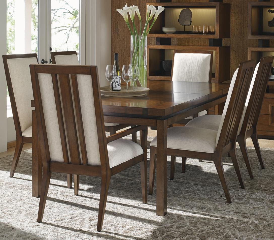 Island Fusion 7 Piece Dining Set by Tommy Bahama Home at Baer's Furniture