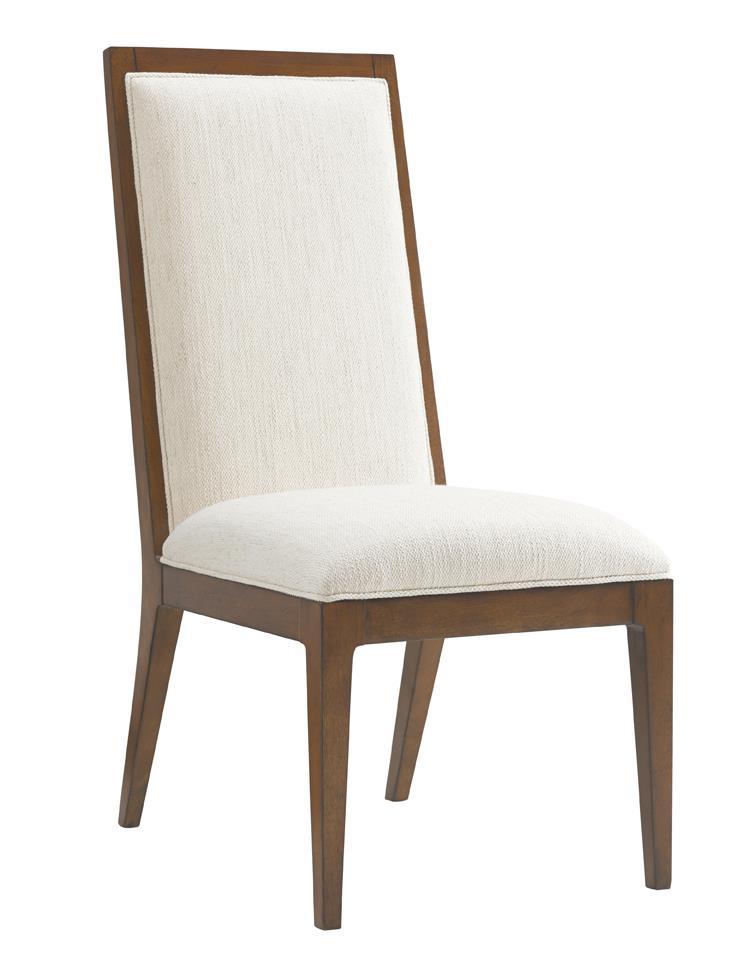 Island Fusion Natori Slat Back Side Chair by Tommy Bahama Home at Johnny Janosik