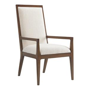 Tommy Bahama Home Island Fusion Natori Slat Back Arm Chair