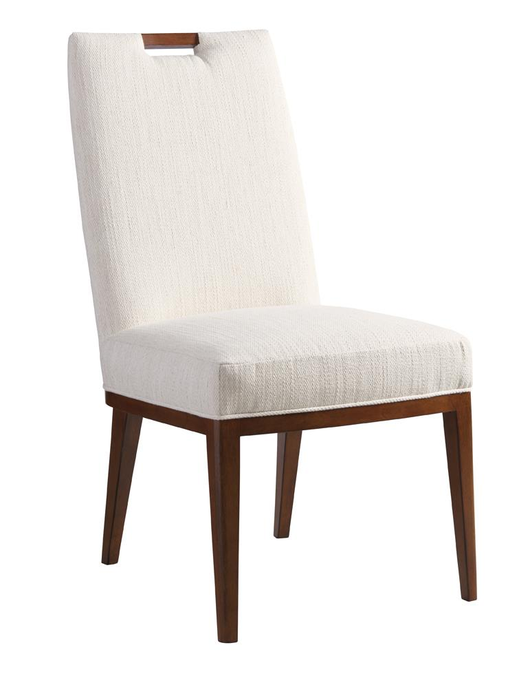 Island Fusion Coles Bay Side Chair by Tommy Bahama Home at Baer's Furniture