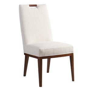 Coles Bay Side Chair in Ivory