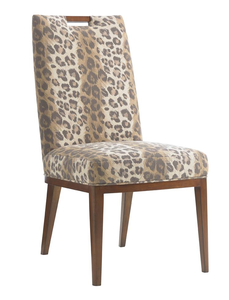 Island Fusion Coles Bay Customizable Side Chair by Tommy Bahama Home at Baer's Furniture