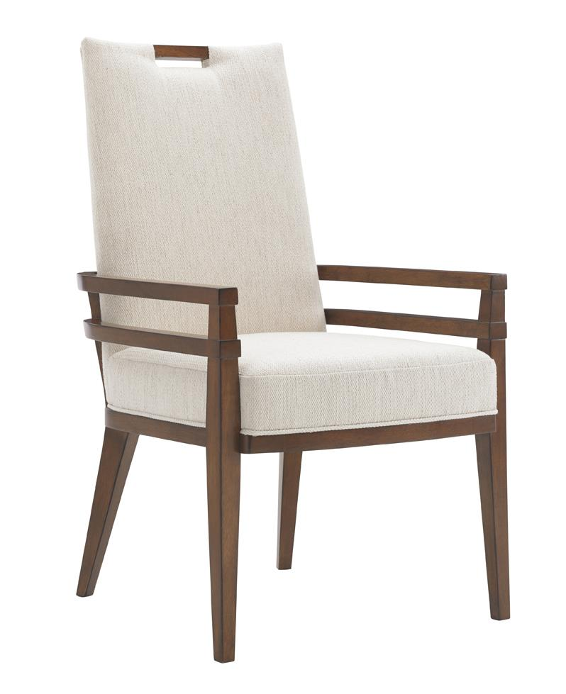 Island Fusion Coles Bay Arm Chair by Tommy Bahama Home at Baer's Furniture