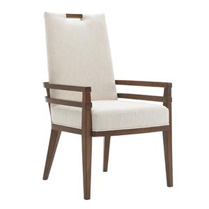 Coles Bay Arm Chair in Ivory