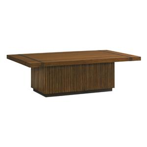 Tommy Bahama Home Island Fusion Castaway Rectangular Cocktail Table