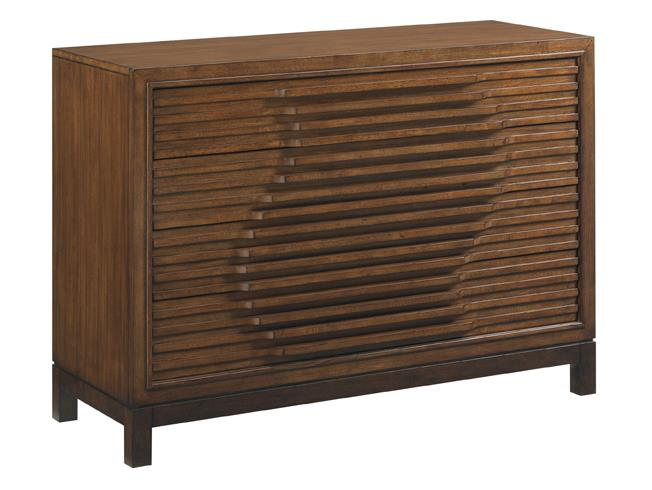 Island Fusion Madura Hall Chest by Tommy Bahama Home at Baer's Furniture