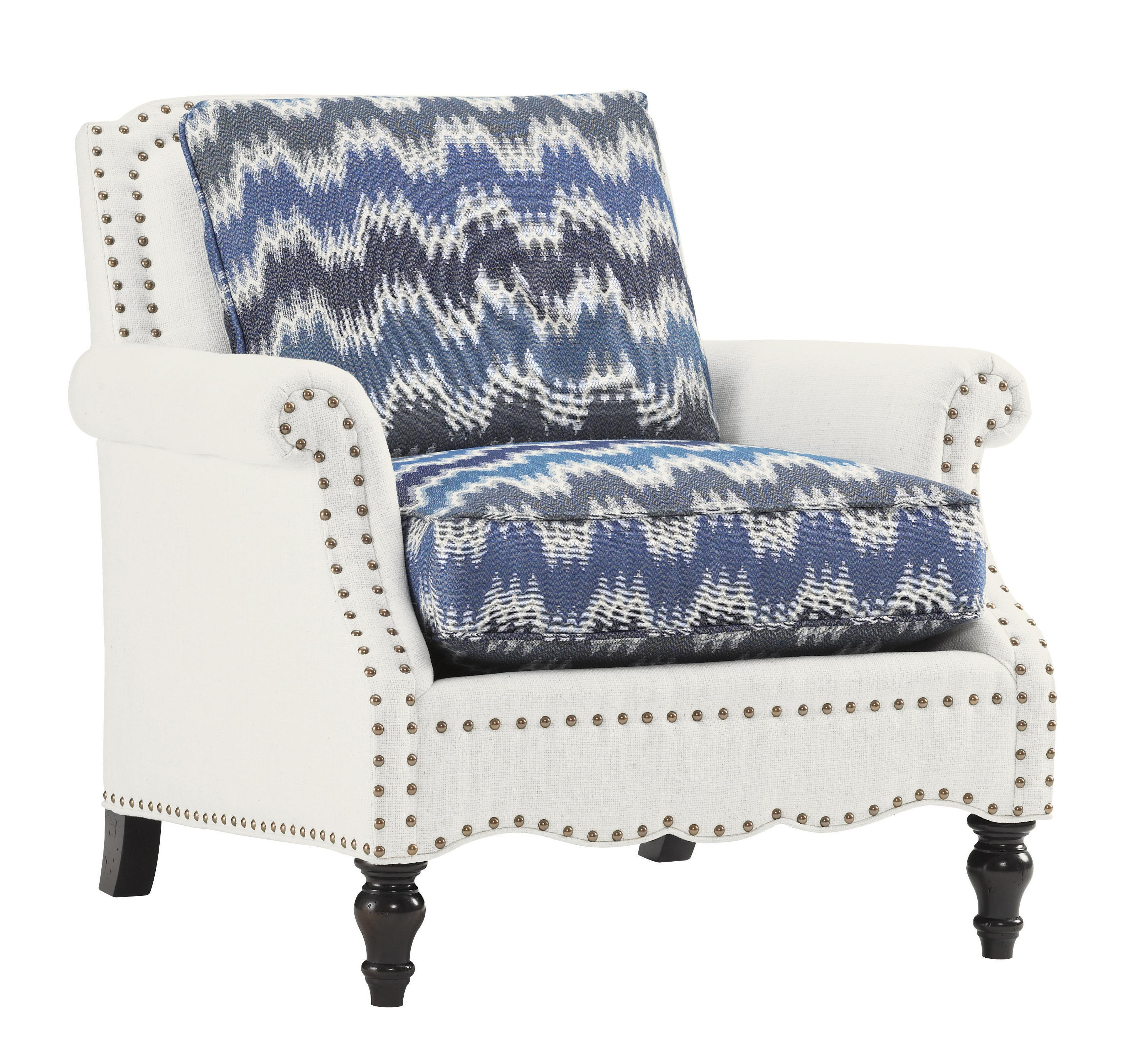 Tommy Bahama Upholstery Belgrave Chair by Tommy Bahama Home at Baer's Furniture