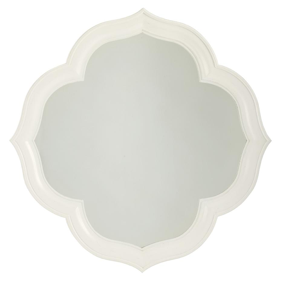 Ivory Key Paget Mirror by Tommy Bahama Home at Baer's Furniture
