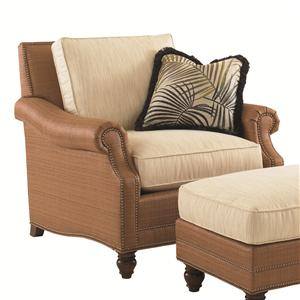 Tommy Bahama Home Landara Shoal Creek Chair