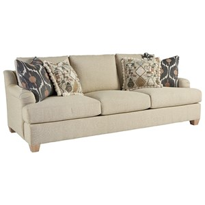 Barton Transitional Sofa
