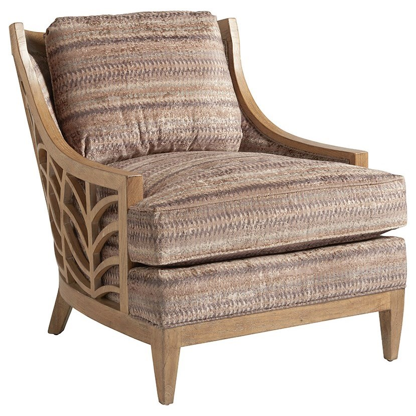 Los Altos Marion Chair by Tommy Bahama Home at Baer's Furniture