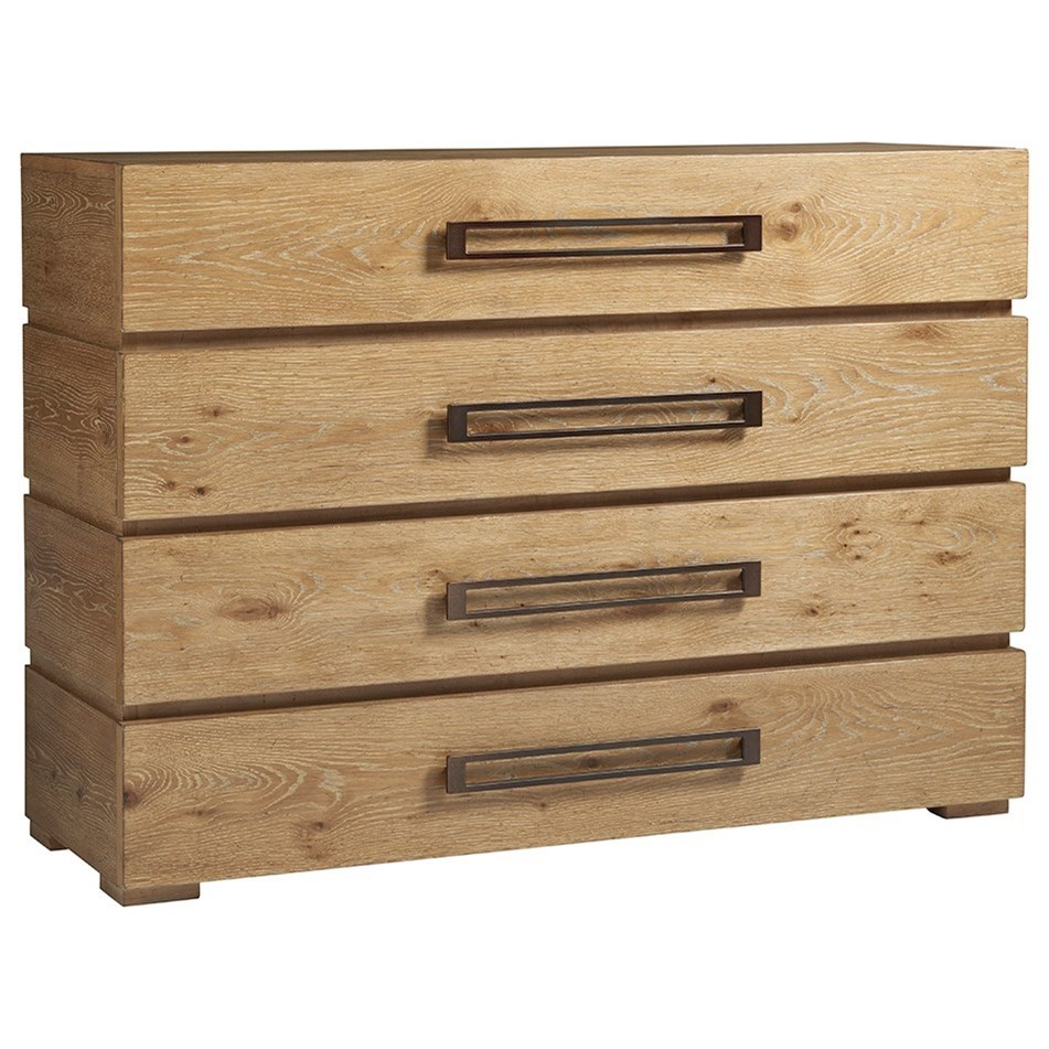 Los Altos Perth Single Dresser by Tommy Bahama Home at Baer's Furniture