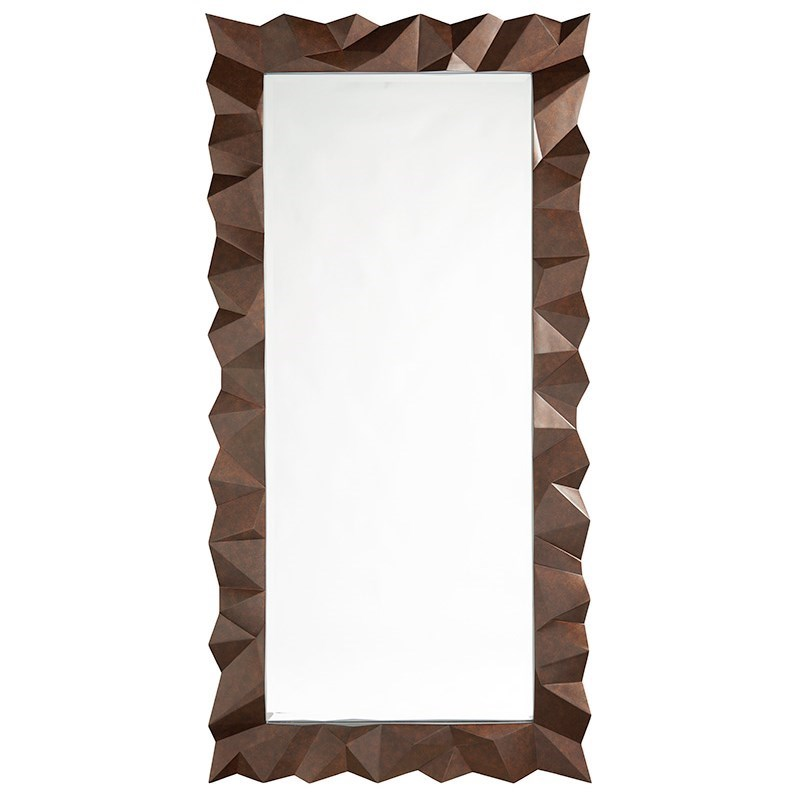 Los Altos Atherton Floor Mirror by Tommy Bahama Home at Malouf Furniture Co.