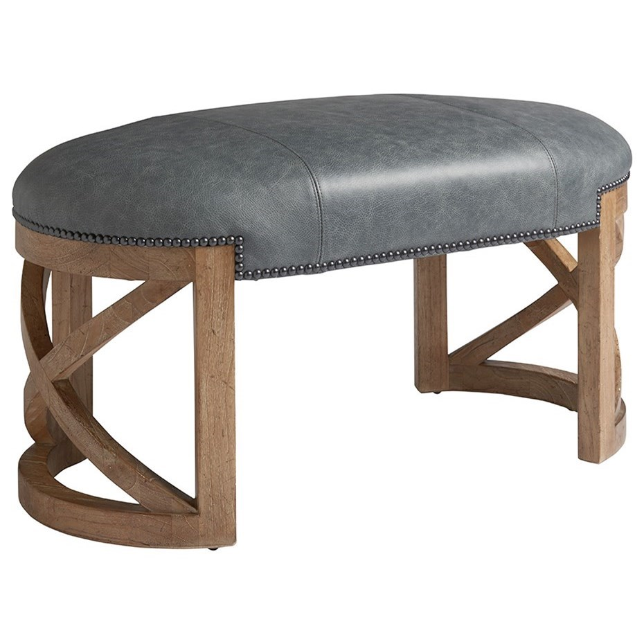 Los Altos Marcel Bench by Tommy Bahama Home at Baer's Furniture