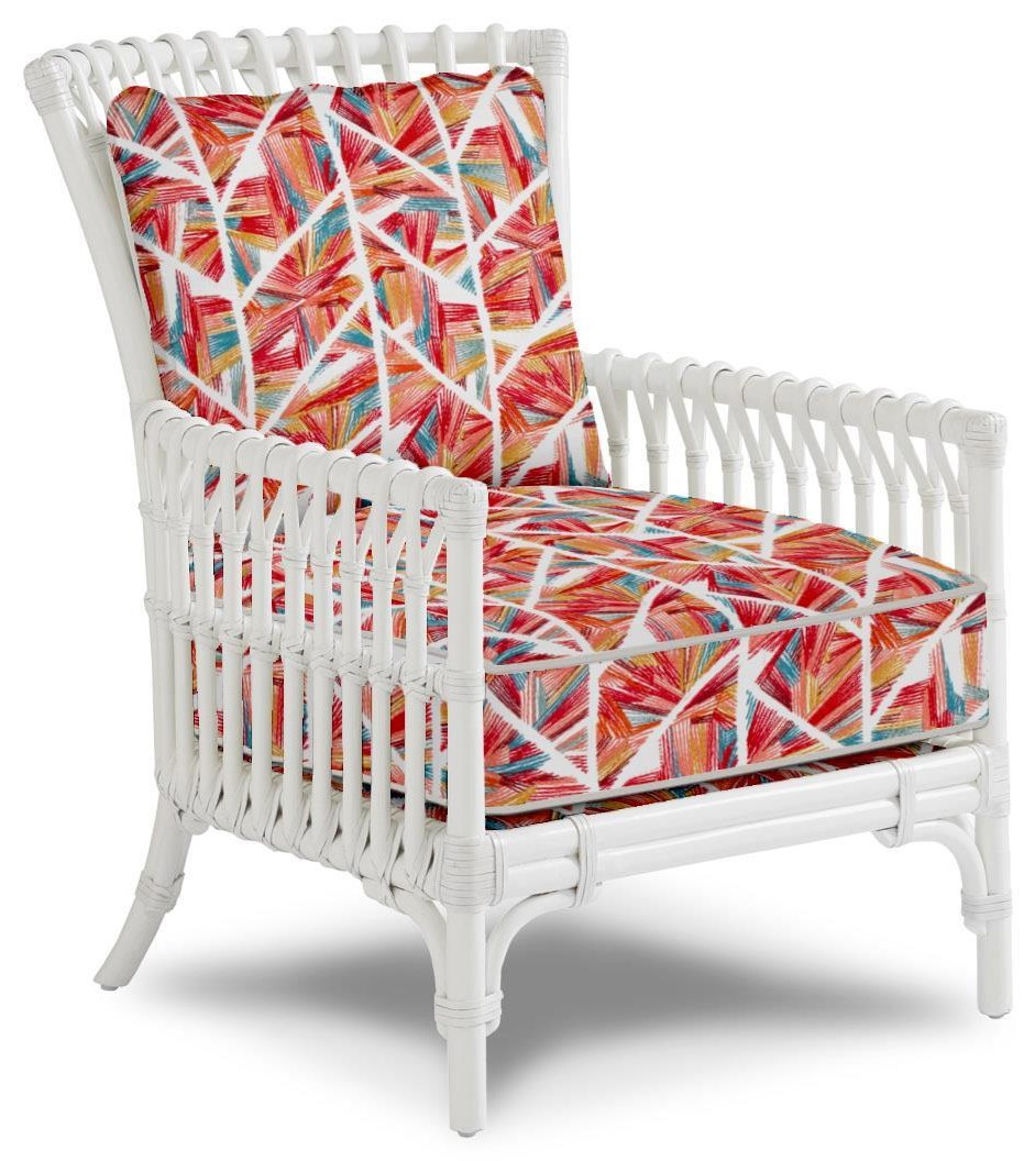 Ocean Breeze Newcastle Chair by Tommy Bahama Home at Johnny Janosik