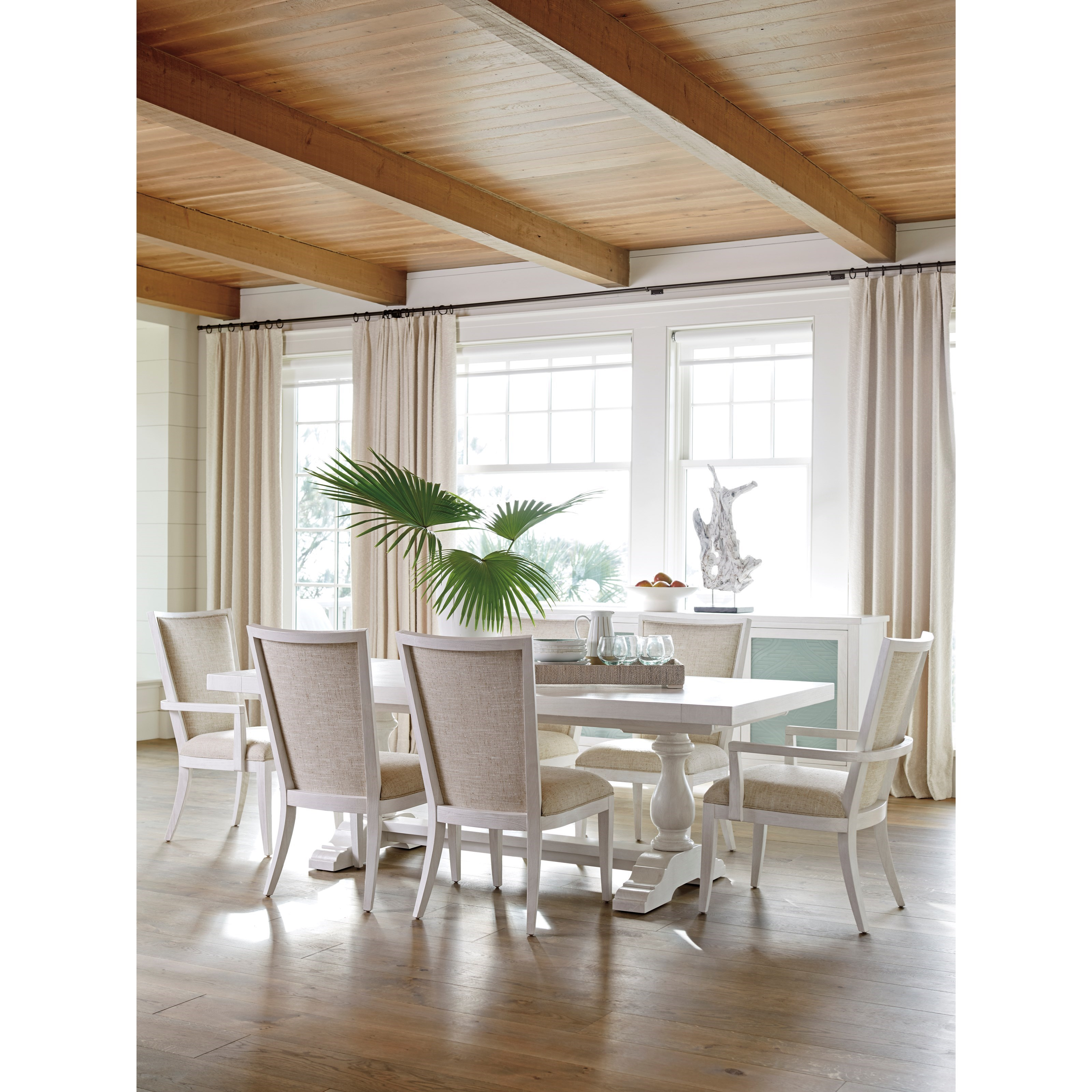 Ocean Breeze Formal Dining Room Group by Tommy Bahama Home at Baer's Furniture