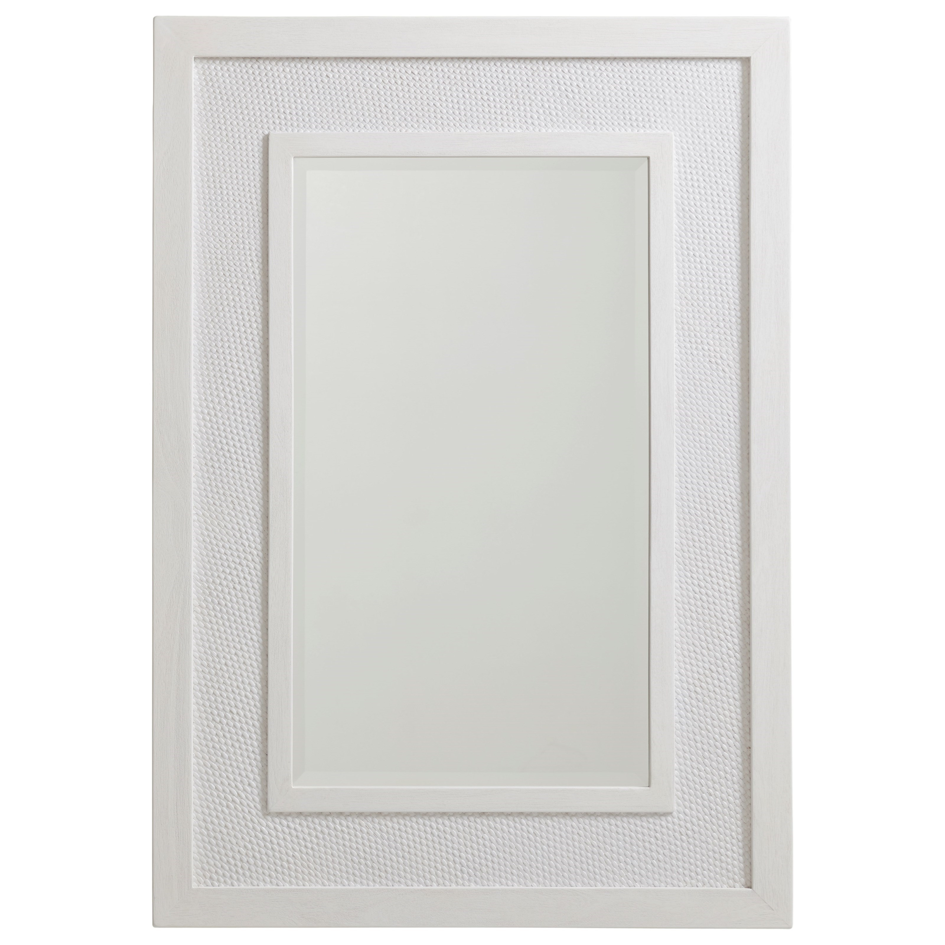 Ocean Breeze Granada Rectangular Mirror by Tommy Bahama Home at Stuckey Furniture