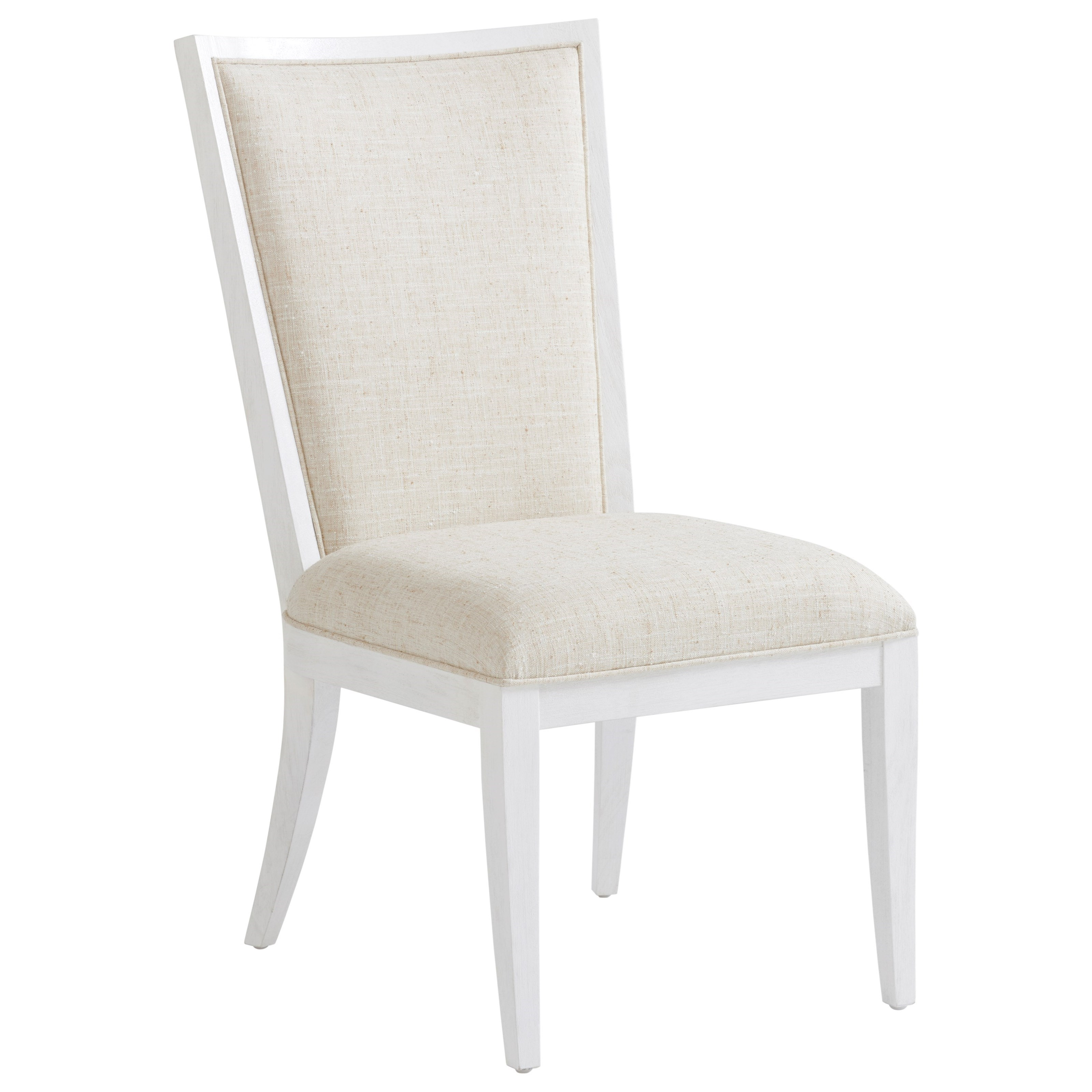Ocean Breeze Sea Winds Upholstered Side Chair by Tommy Bahama Home at C. S. Wo & Sons Hawaii