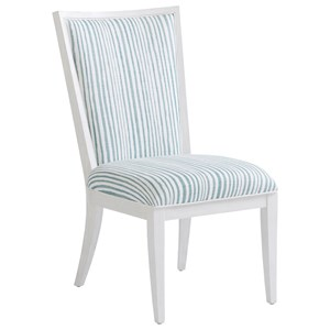 Sea Winds Upholstered Side Chair