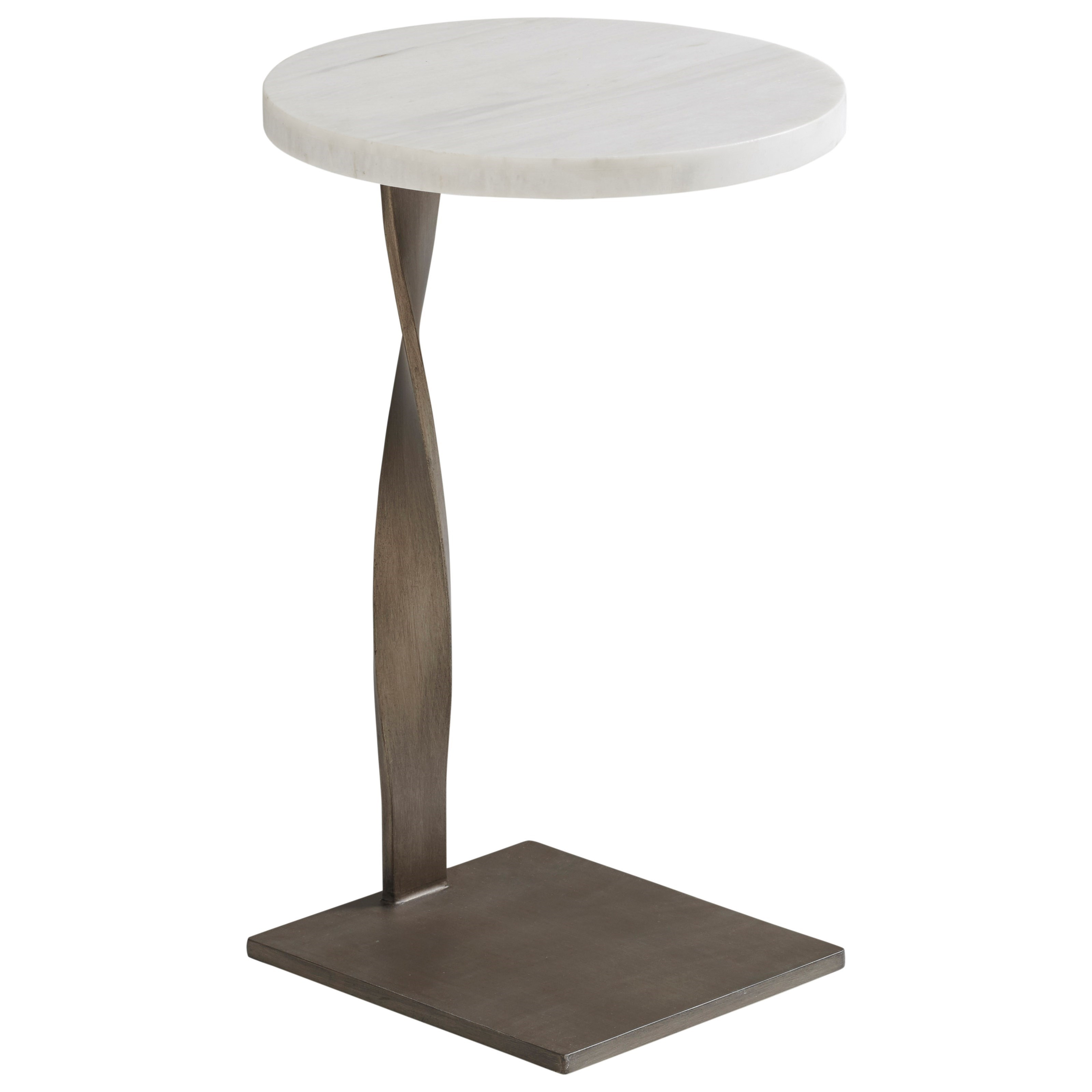 Ocean Breeze Rockville Round Martini Table by Tommy Bahama Home at Baer's Furniture