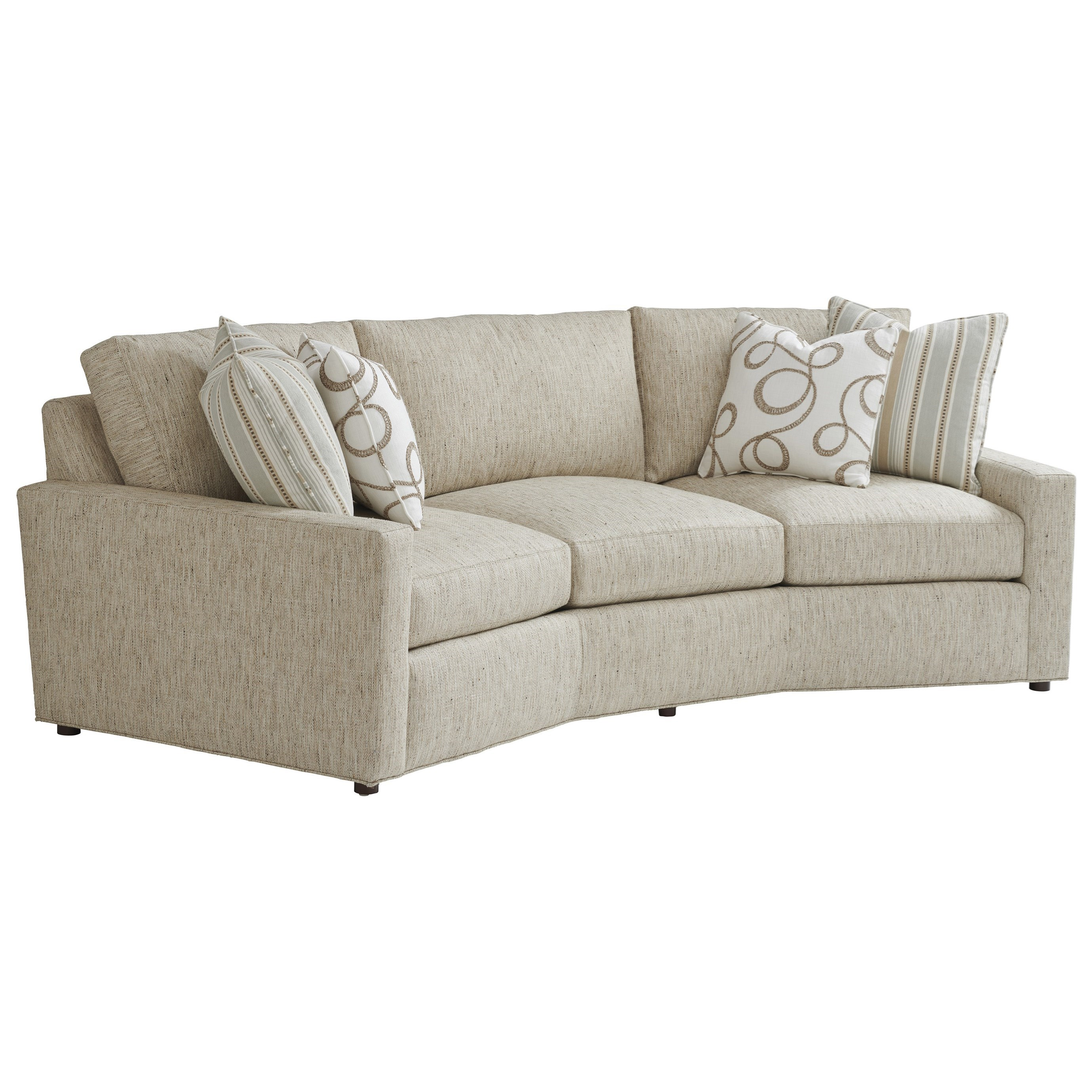 Ocean Breeze Rivershores Sofa by Tommy Bahama Home at Baer's Furniture