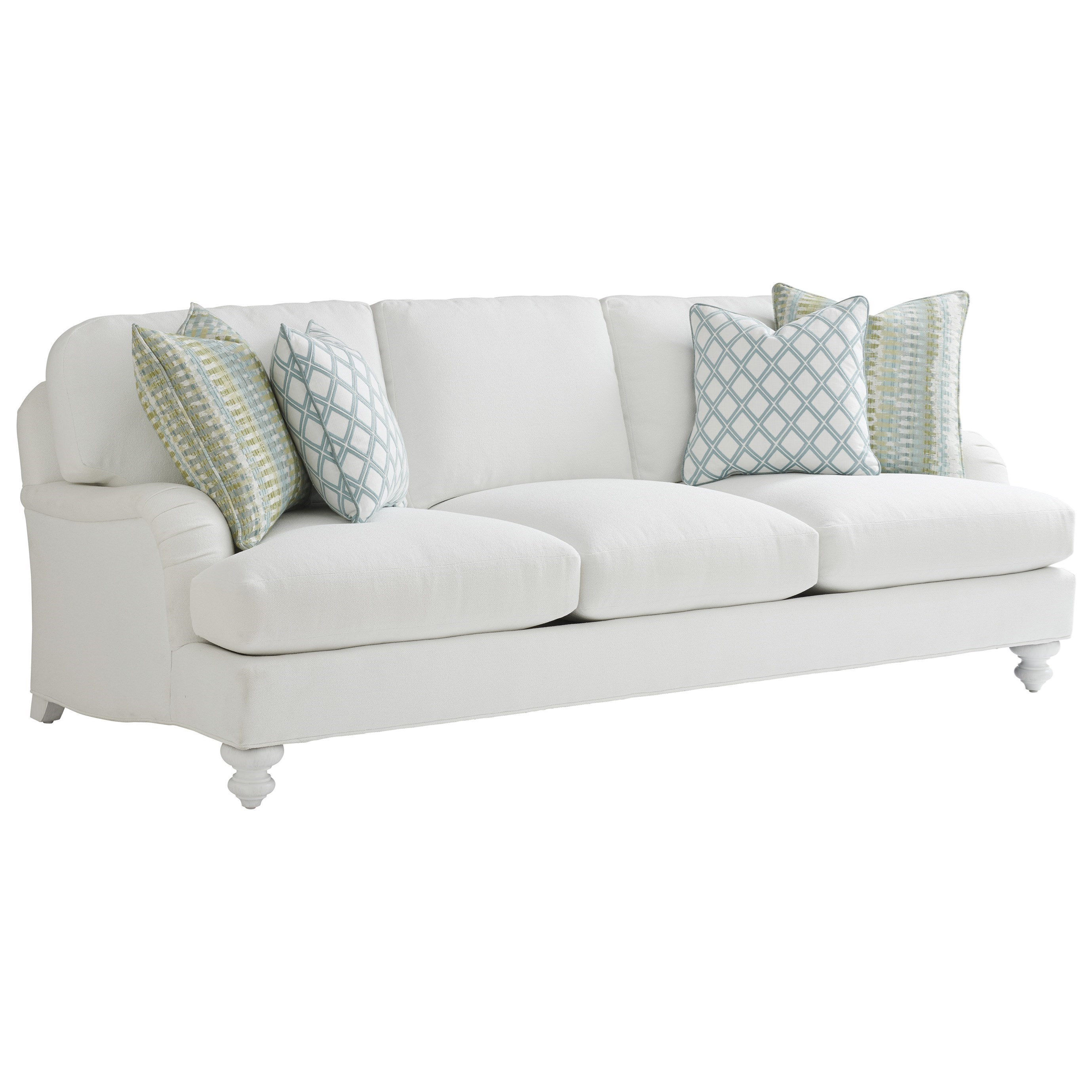 Ocean Breeze Gilmore Sofa by Tommy Bahama Home at Baer's Furniture
