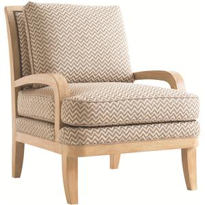 Tommy Bahama Home Road To Canberra Wickham Chair