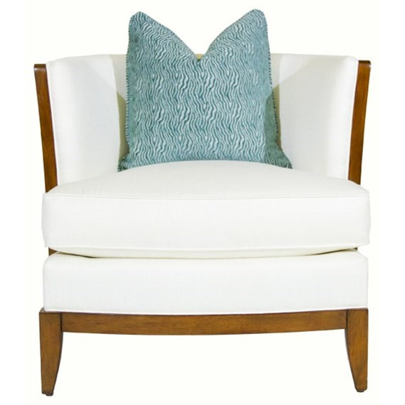 Ocean Club Abaco Chair by Tommy Bahama Home at Baer's Furniture