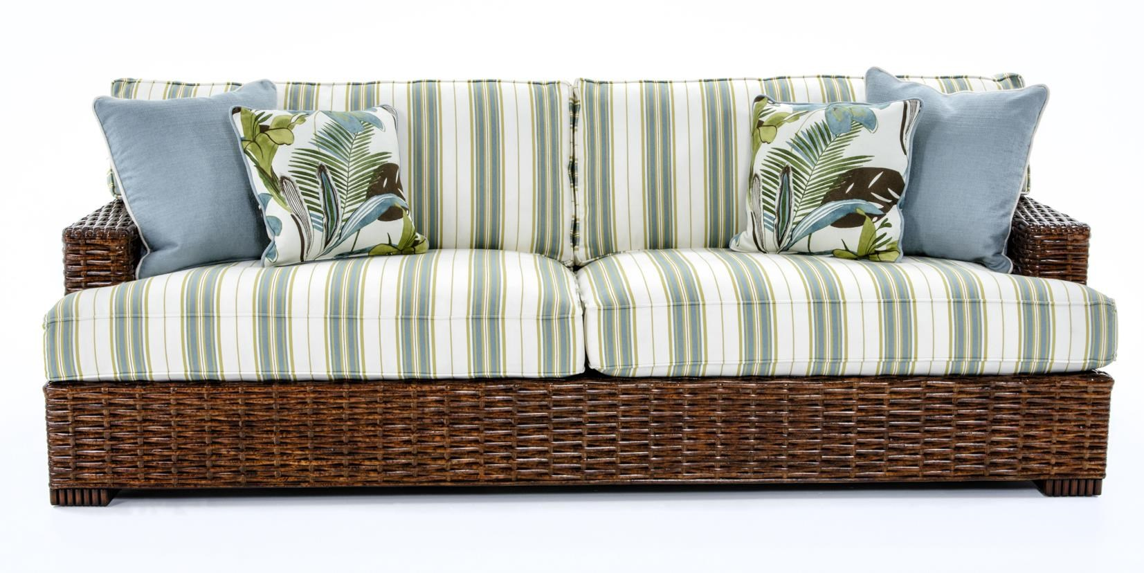 Ocean Club Salina Sofa by Tommy Bahama Home at Baer's Furniture