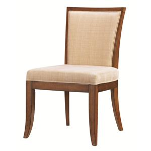 <b>Quick Ship</b> Kowloon Side Chair with Horizontal Slats