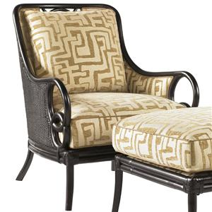 Tommy Bahama Home Royal Kahala Sumatra Chair