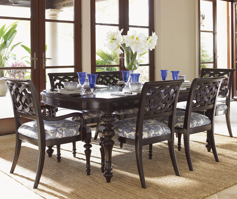 Royal Kahala 7 Piece Set by Tommy Bahama Home at Baer's Furniture