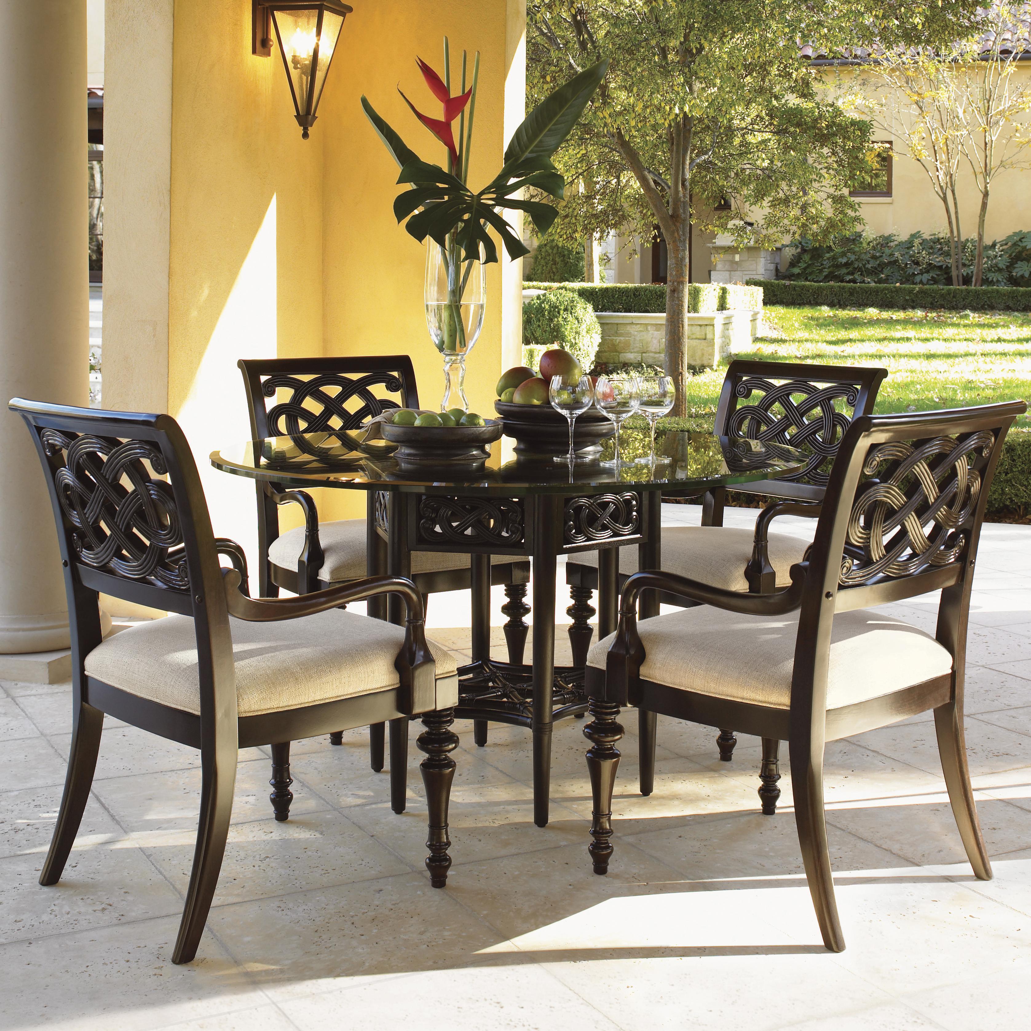 Royal Kahala 5 Piece Set by Tommy Bahama Home at Baer's Furniture