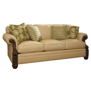 Tommy Bahama Home Tommy Bahama Upholstery Benoa Harbour Sofa Custom