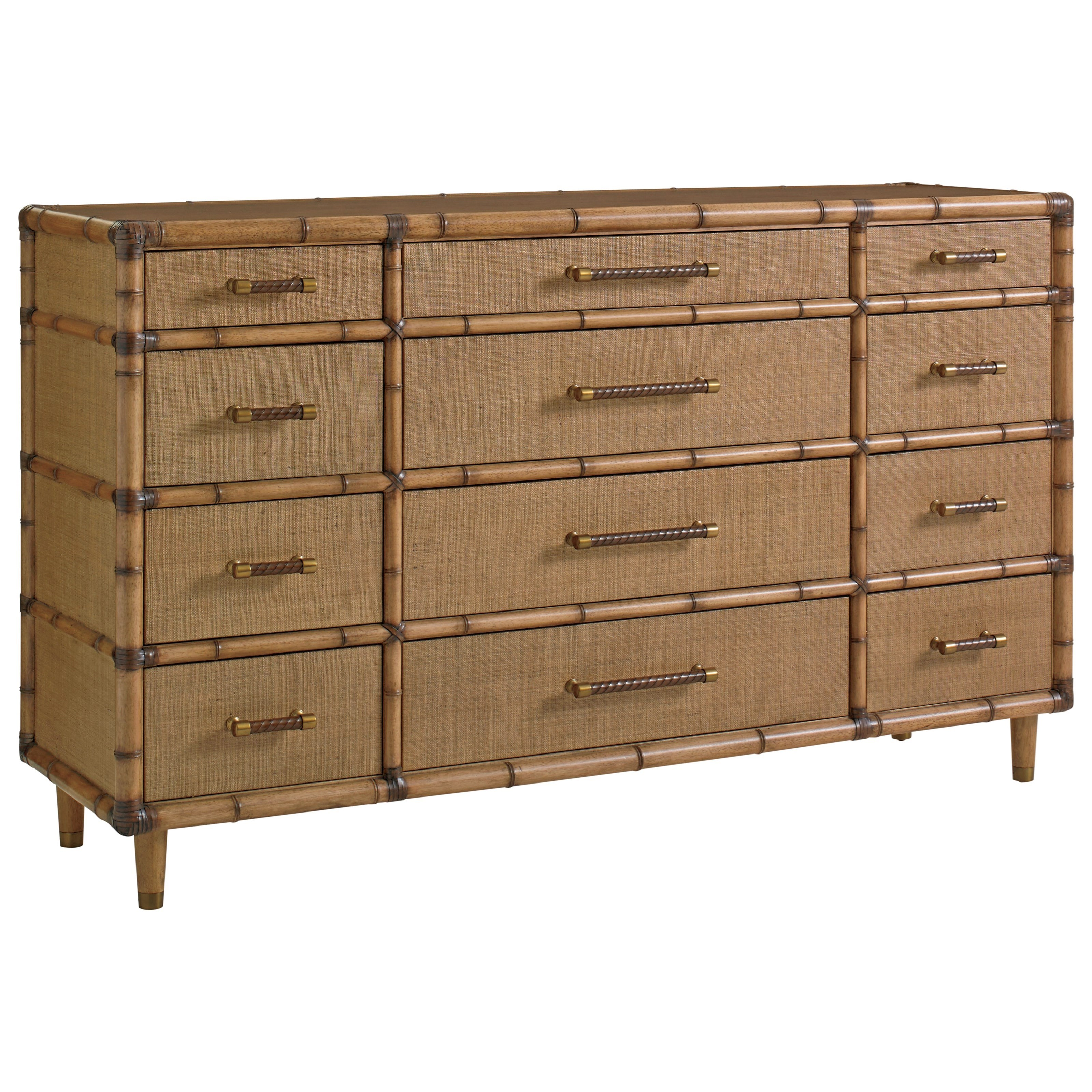 Twin Palms Windward Dresser by Tommy Bahama Home at Baer's Furniture