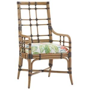 Customizable Seaview Arm Chair