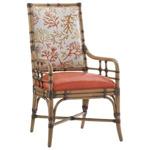 Customizable Summer Isle Arm Chair