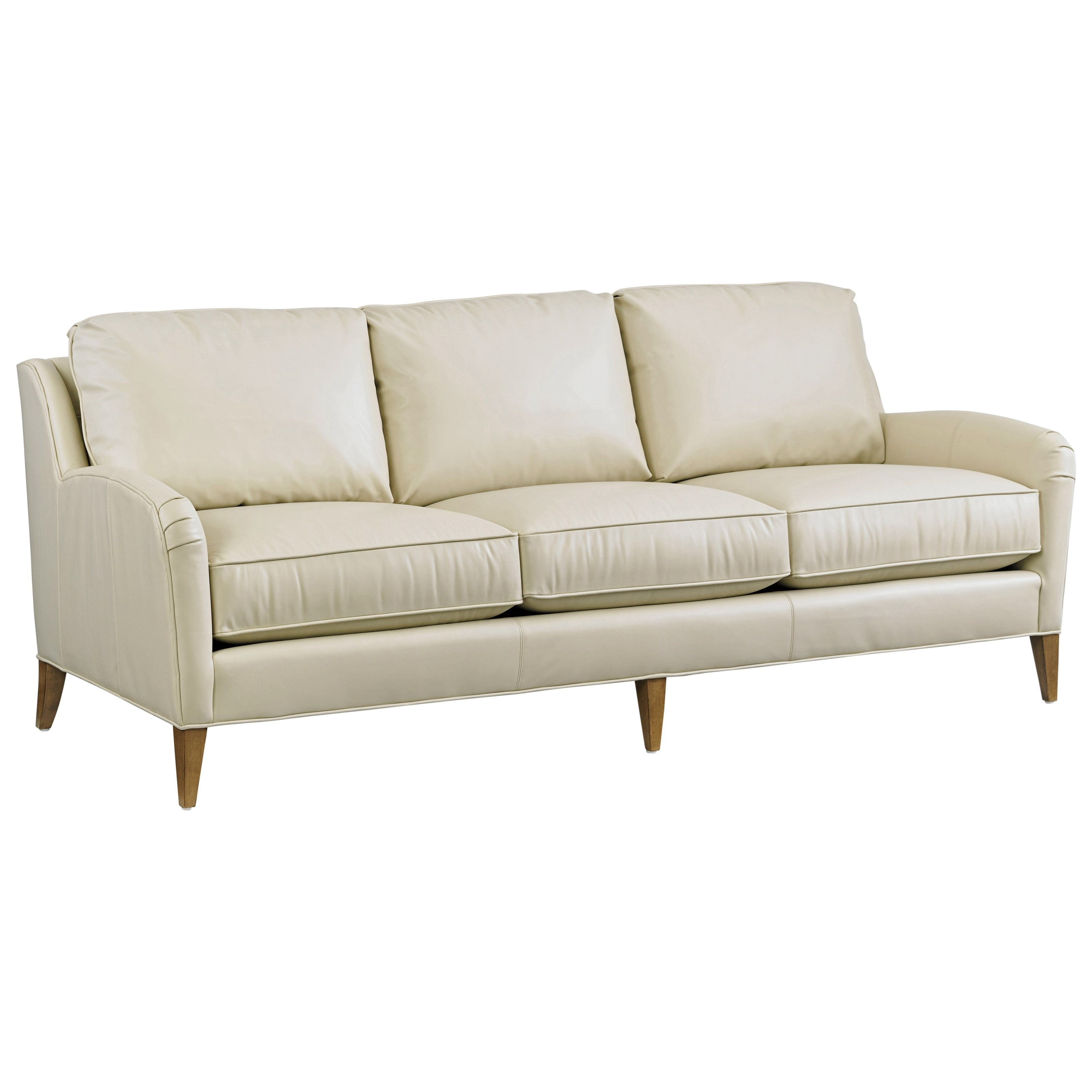 Twin Palms Coconut Grove Sofa by Tommy Bahama Home at Baer's Furniture
