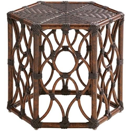 Black Sands Outdoor Bunching Cocktail Table by Tommy Bahama Outdoor Living at Baer's Furniture