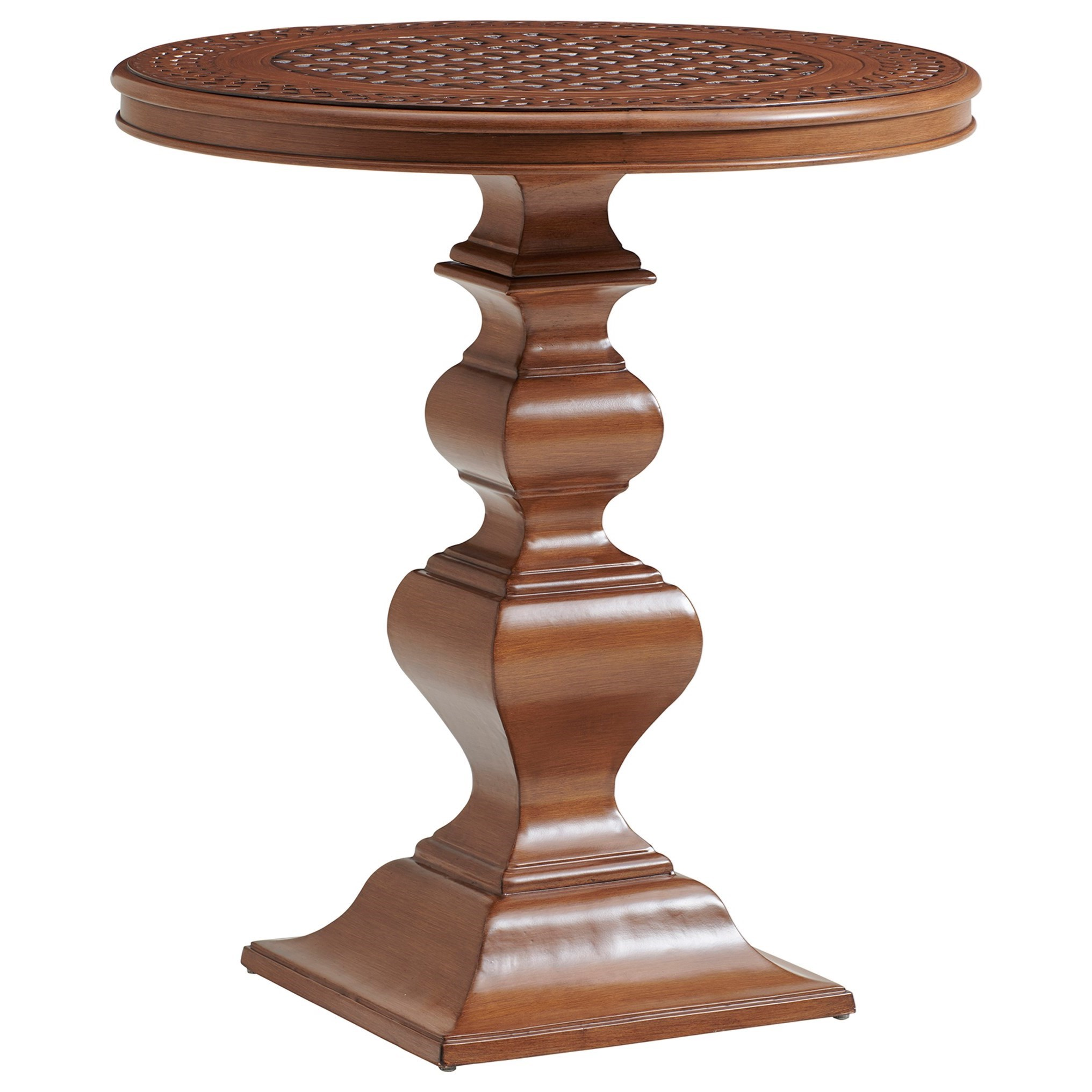 Harbor Isle Adjustable Bistro Dining Table by Tommy Bahama Outdoor Living at Baer's Furniture