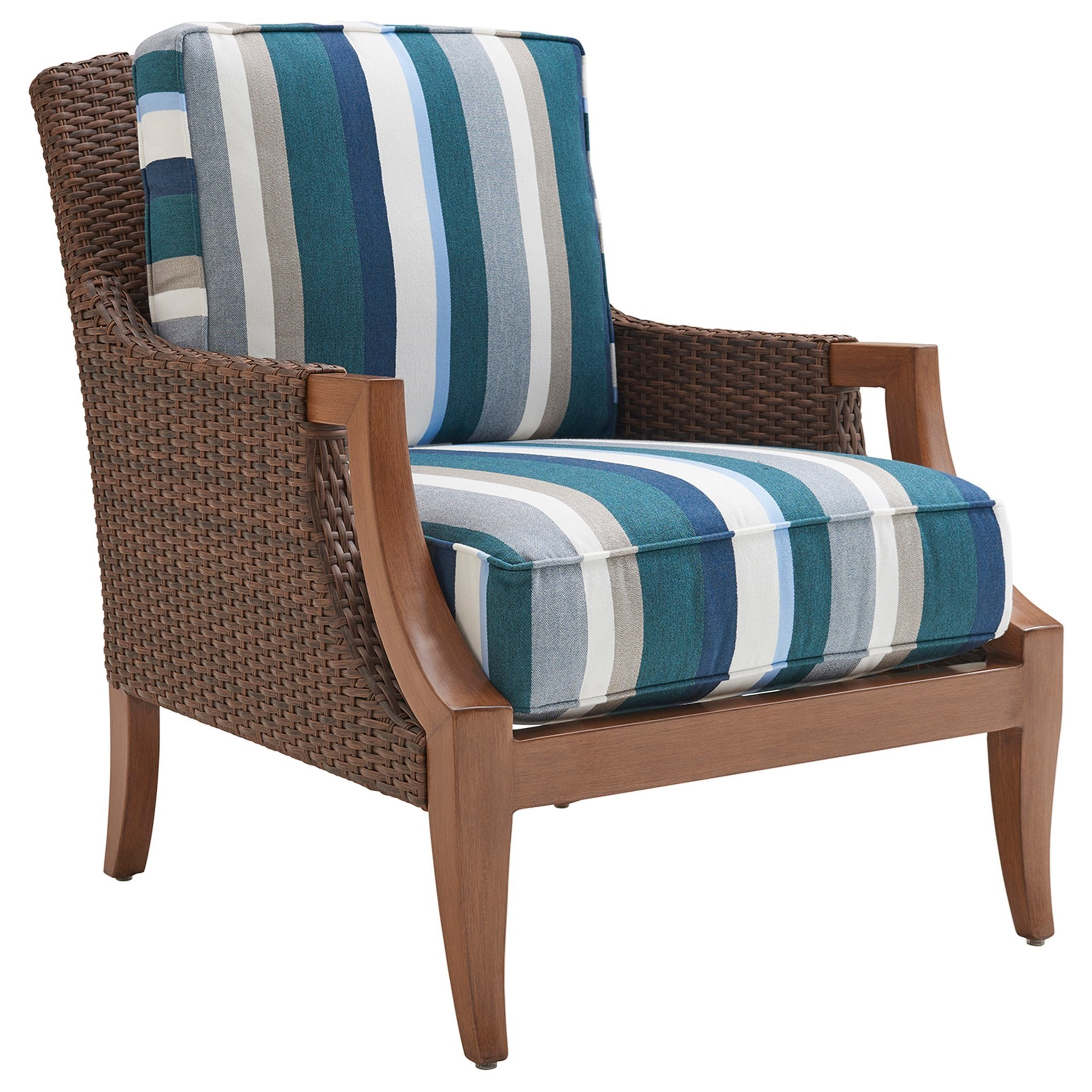 Harbor Isle Lounge Chair by Tommy Bahama Outdoor Living at Baer's Furniture
