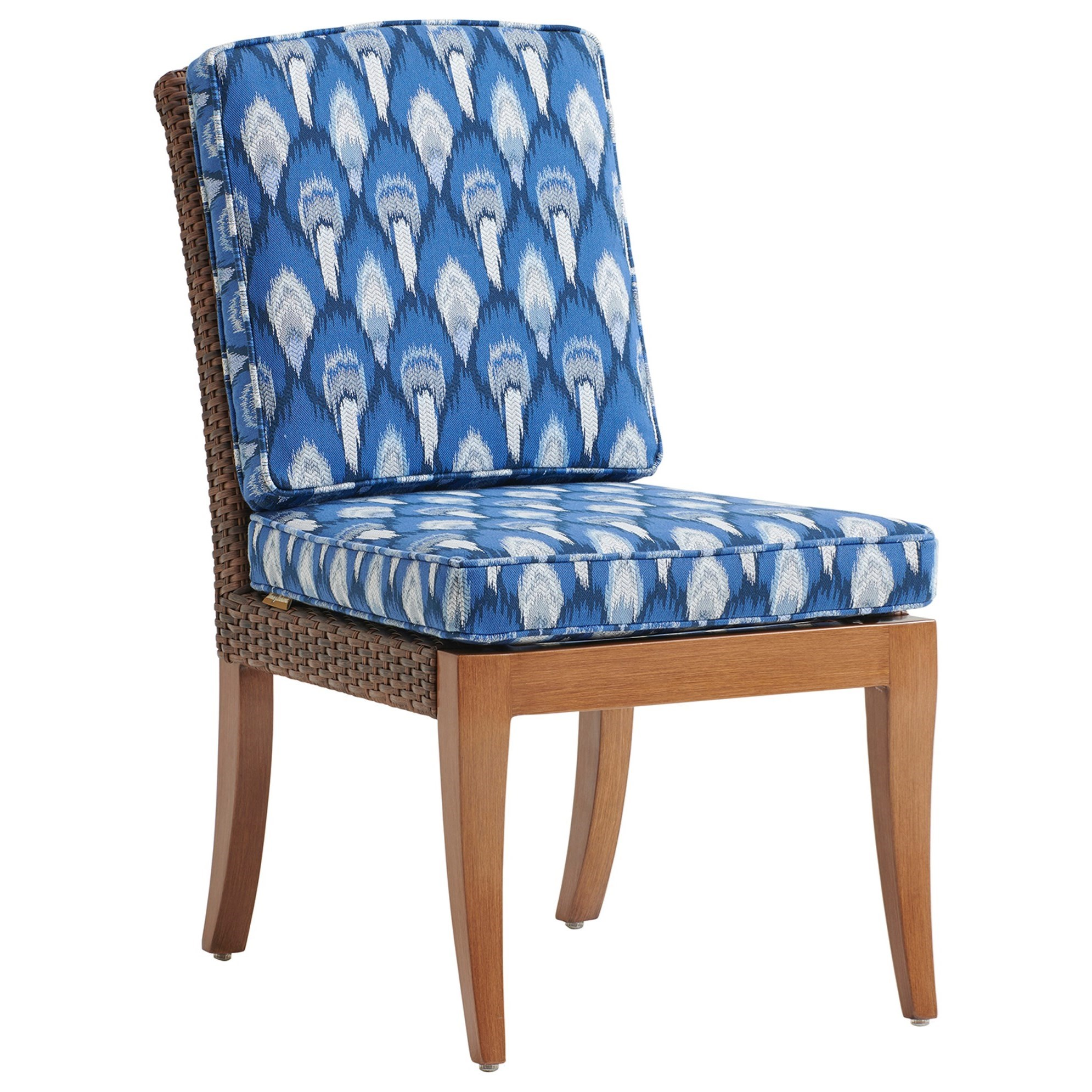 Harbor Isle Side Dining Chair by Tommy Bahama Outdoor Living at Baer's Furniture