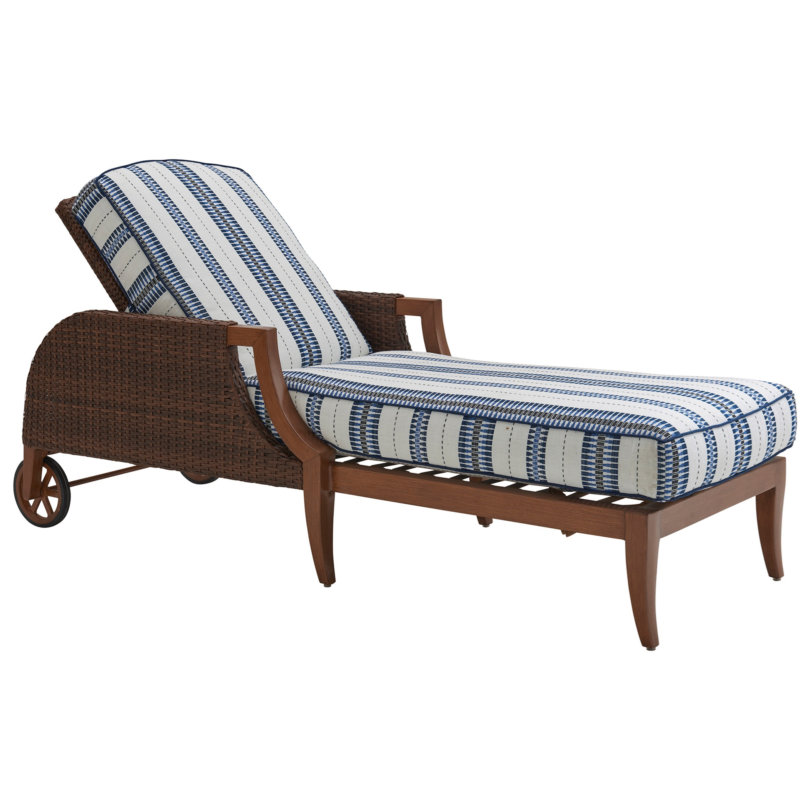 Harbor Isle Chaise Lounge by Tommy Bahama Outdoor Living at Baer's Furniture