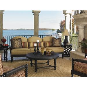 Tommy Bahama Outdoor Living Kingstown Sedona 6 Piece Conversation Set