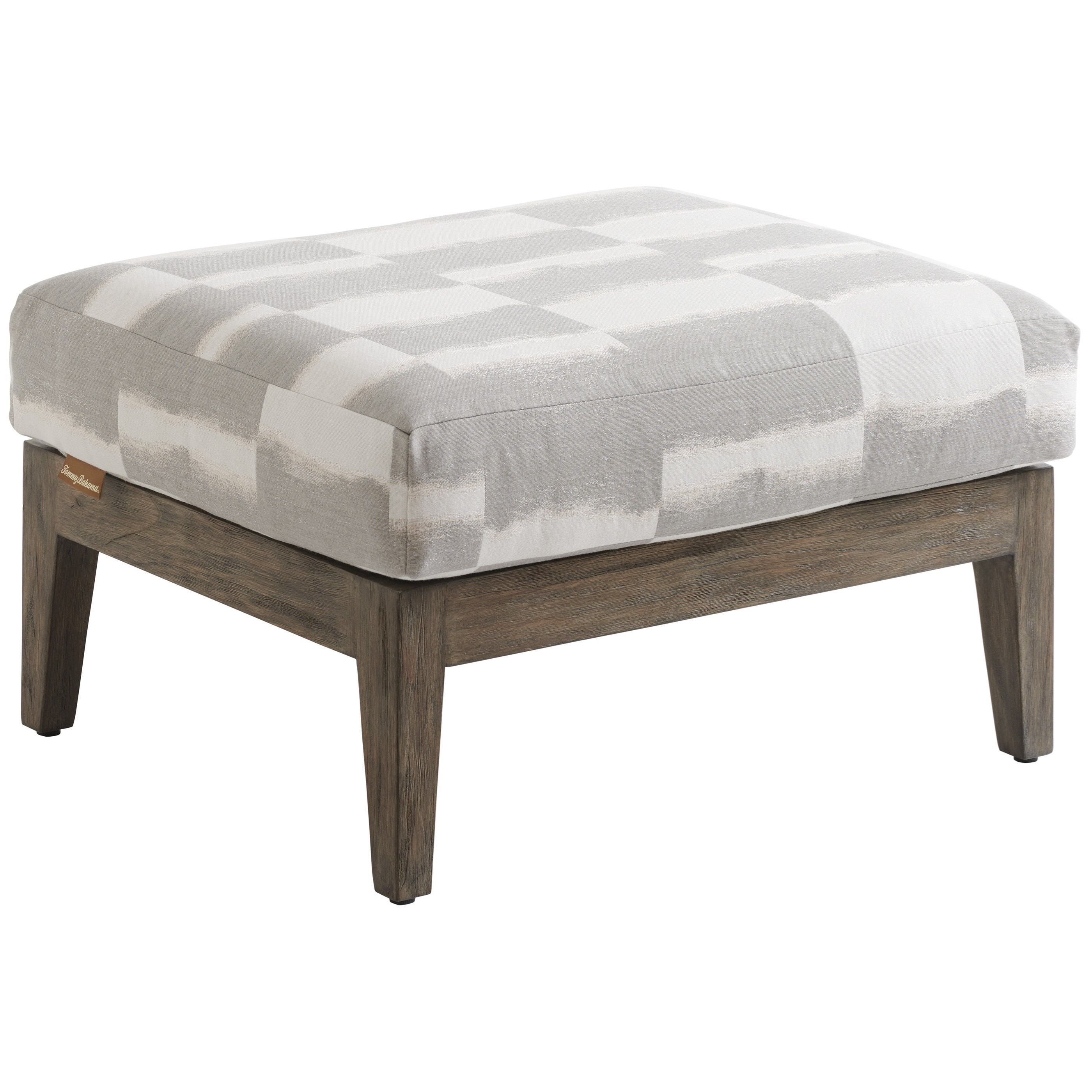 La Jolla Ottoman by Tommy Bahama Outdoor Living at Baer's Furniture